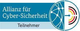Logo Allianz für Cyber-Sicherheit Teilnehmer